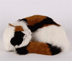 Купить игрушку Спящая пушистая кошка в Москве с доставкой