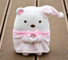 Мягкая игрушка Широкума из аниме Sumikko Gurashi купить