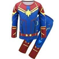 Костюм Капитан Марвел (Captain Marvel) купить