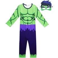 Костюм с маской Халк (Hulk) купить