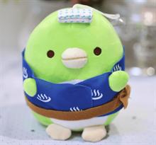 Мягкая игрушка Penguin из аниме Sumikko Gurashi купить в Москве