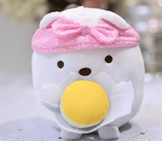 Мягкая игрушка Белый медведь (аниме Sumikko Gurashi) купить в Москве