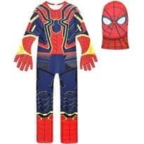 Костюм с маской Человек-паук (Spider man) купить
