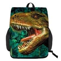 Рюкзак с 3D рисунком Динозавр купить