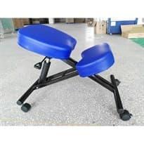 Коленный ортопедический стул на колесиках (Цвет Синий) купить