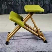Коленный ортопедический стул (Цвет Салатовый) купить