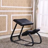 Коленный ортопедический стул (Цвет Черный) купить Москва