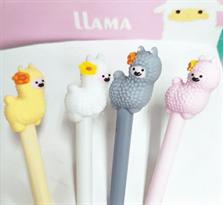 Купить пластиковую детскую ручку с альпакой в Москве с доставкой