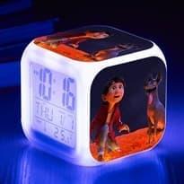 Будильник с подсветкой Мигель и Данте из мультфильма Тайна Коко купить