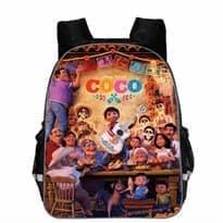 Рюкзак с изображением персонажей из мультфильма Тайна Коко купить