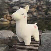 Плюшевая игрушка Лама (Цвет Белый) купить