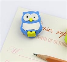 Купить ластик для карандашей сова