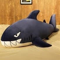 Мягкая игрушка-подушка Акула (Цвет Синий) купить