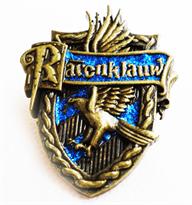 Значок герб факультета Когтевран (Гарри Поттер) купить в Москве