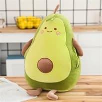 Мягкая игрушка-подушка Авокадо с кармашками 50см купить в Москве