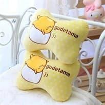 Две дорожные подушки Gudetama купить Москва