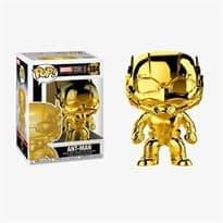 Фигурка Человек-Муравей (Funko Pop! Ant-Man Gold Chrome) № 384 купить Москва