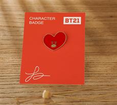 Значок Тата из мультика БТ21 купить в Москве