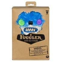 Плюшевый синий монстр Fuggler
