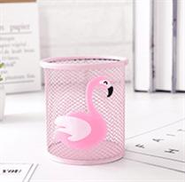 стакан для ручек с Фламинго купить в Москве
