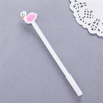 Белая ручка Фламинго купить в Москве