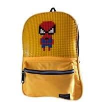 Рюкзак Человек-паук (Spiderman) с элементом лего купить
