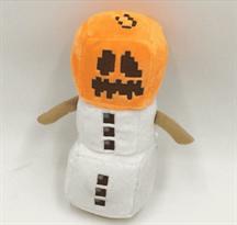 Плюшевая игрушка Снеговик из Майнкрафт купить в Москве
