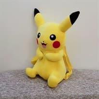 Рюкзак-игрушка Пикачу (Покемоны) купить