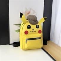 Рюкзак с изображением Детектив Пикачу с ушками купить Москва