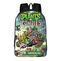 Рюкзак с изображением персонажей из игры Plants vs. Zombies купить