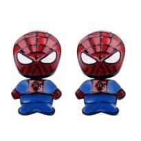 Серьги Человек-паук (Spiderman) купить