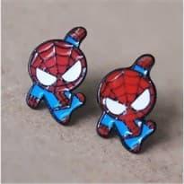 Серьги Человек-паук (Spiderman) в полете купить Москва