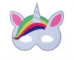 Детская маска Единорог купить в Москве