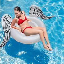 Круг для плаванья с крылышками