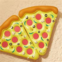 Надувной матрас в форме куска пиццы купить