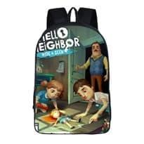 Рюкзак Сосед в комнате из игры Hello Neighbor купить Москва