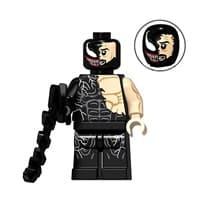Фигурка Лего-человечек перевоплощение Венома (Venom) купить Москва