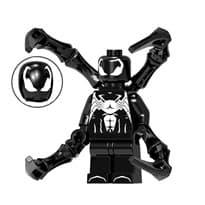 Фигурка Лего Веном с щупальцами купить Москва
