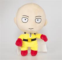 Мягкая игрушка Сайтама (One Punch Man Saitama plush) 25 см купить в Москве