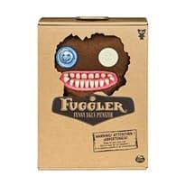 Плюшевый коричневый монстр Fuggler с синим глазом 23 см купить