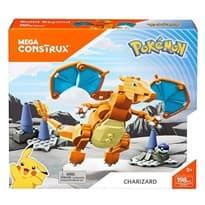 Конструктор Покемон Чаризард (Mega Construx Pokemon Charizard) 198 деталей купить