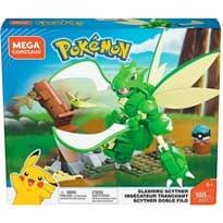 Конструктор Покемон Сайтер (Mega Construx Pokemon Scyther) 188 деталей купить