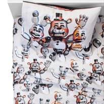 Набор постельного белья с принтом 5 Ночей с Фредди купить Москва