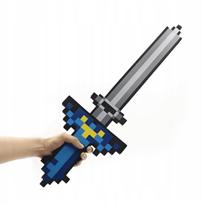 Пиксельный алмазный меч (60 см) купить в Москве