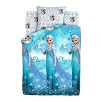 Постельное белье Эльза из мультфильма Холодное сердце купить