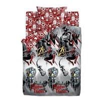 Постельное белье Мстители Война Бесконечности купить