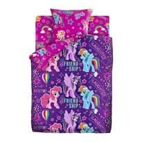 Постельное белье Дружба из мультфильма My little pony купить