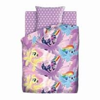 Постельное белье Небесные пони из мультфильма My little pony купить