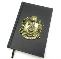 Ежедневник с гербом Слизерина (Гарри Поттер) купить в Москве