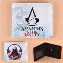 Кошелек Assassin's Creed (Цвет Белый) купить Москва